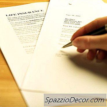 So Schreiben Sie Einen Brief An Eine Versicherungsgesellschaft Geld