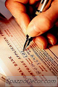 O Que São Ativos E Passivos Em Uma Solicitação De Empréstimo À Casa?