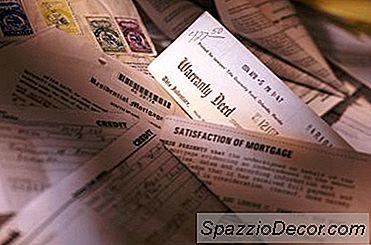 Le Società Ipotecarie Considerano Il Debito I Rapporti Di Credito?