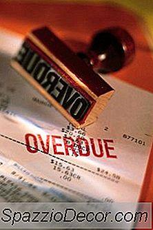 Påverkar Betalningen Av Fakturor Försenat På Din Kredit?