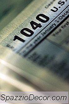 Hoe Een Inkomstenbelastingaangifte Volgen