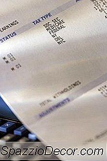 Een Overzicht Van De Federale Belastingen Die Zijn Ingehouden Op De Meeste Loonstroken Voor Werknemers