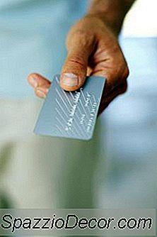 O Que Causa Uma Empresa De Cartão De Crédito Para Marcar Um Cartão?
