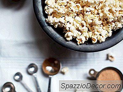 Popcorn Alla Cannella E Zucchero
