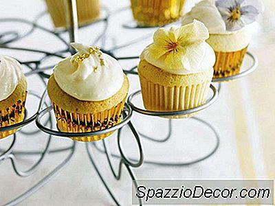 Cupcakes Amarelos Clássicos