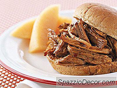 Hot Pepper Pork Smørbrød