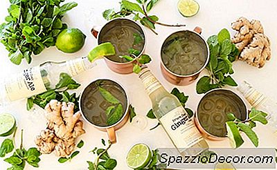 Een Must-Try Moscow Mule Cocktail