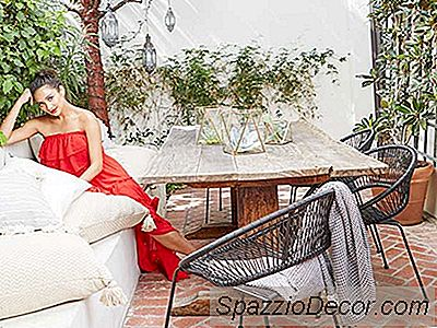 Inside Shay Mitchell'S Backyard Makeover