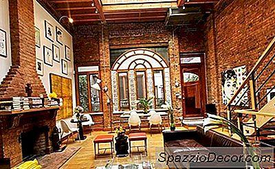 Natuurlijk Is Kate Moss'S Voormalige Appartement In Nyc Historisch En Verbluffend