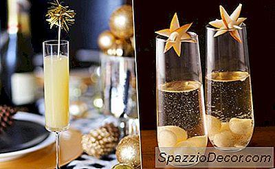 10 Champagne Cocktails Perfect Voor Oudejaarsavond