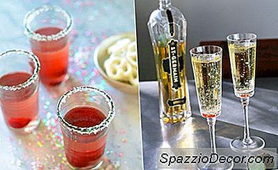 6 Glam Cocktails To Shake Up Per Gli Oscar