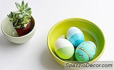 Ovos De Páscoa Moderna Diy 3 Para Um Feriado Atualizado