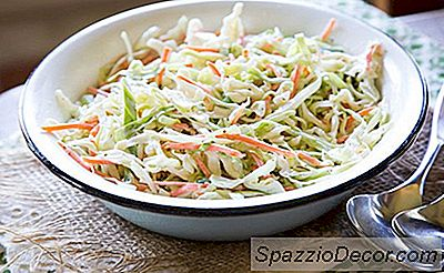 The Perfect Coleslaw Recipe For Your Fourth Of July Barbecue