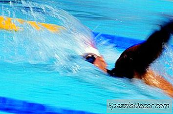 Anaerob Vs. Aerobic Svømning Træning