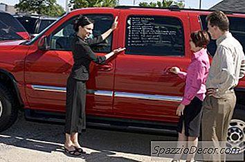 Salariul Mediu Pentru Un Consultant De Vânzări Auto