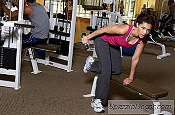 Effektiviteten Til Dumbbell Triceps Kickbacks
