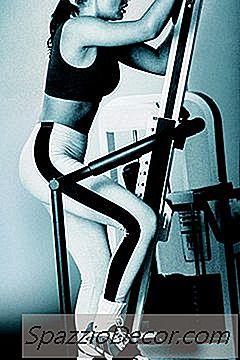 Bicicleta De Exercício Vs. Escada De Degraus