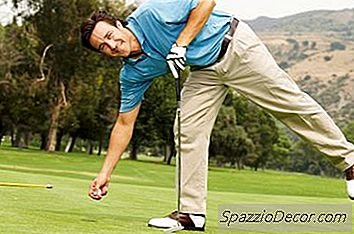 Técnica De Levantamiento De Golfista
