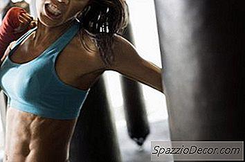 Los Beneficios Para La Salud Del Uso De Una Bolsa De Velocidad Y Un Saco De Boxeo