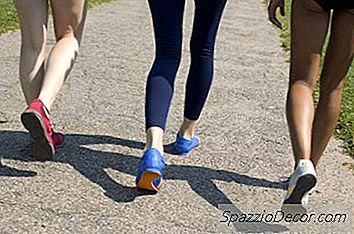Slik Trener Du Til Et 10K Walking-Program