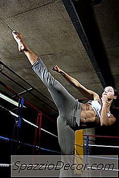 Que Músculos O Kickboxing Funciona?
