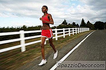 Calorieën Die Een Persoon Moet Consumeren Bij Het Trainen Voor Een Halve Marathon