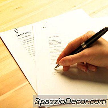 Definir Cartas De Presentación