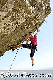 O Rock Climbing Queima Gordura?