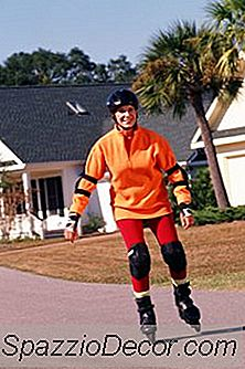 Hur Parallell Slide With Rollerblades
