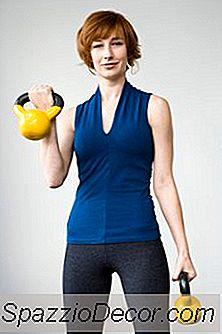 Russische Kettlebell-Oefeningen Voor Beginners Voor Vrouwen