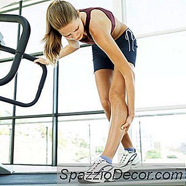 Hvilke Muskler Arbejder På En Elliptisk, Når Man Springer Frem?